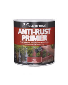 Blackfriar Anti-Rust Primer Quick Drying 1 Litre - BKFARP1L