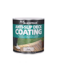 Blackfriar Anti-Slip Deck Coating 2.5 Litre - BKFASDC25L