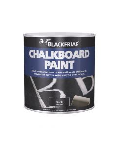 Blackfriar Chalkboard Paint 125ml - BKFBBP125