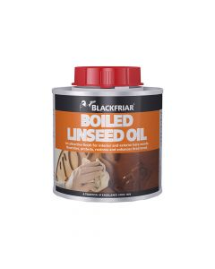 Blackfriar Boiled Linseed Oil 250ml - BKFBLO250