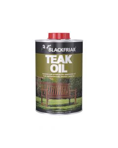 Blackfriar Teak Oil 500ml - BKFTO500