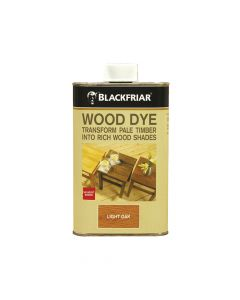 Blackfriar Wood Dye Antique Pine 250ml - BKFWDAP250