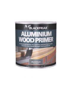 Blackfriar Aluminium Wood Primer 250ml - BKFWPA250