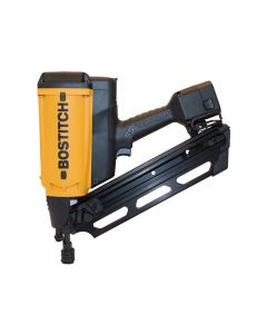 Bostitch Cordless Paper Tape Gas Framing Stick Nailer 90mm 2 x 1.6Ah Ni-MH - BOSGF9033E