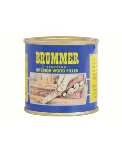 Brummer Yellow Label Stopping Interior Wood Filler 225g Beech - BRUYSBE