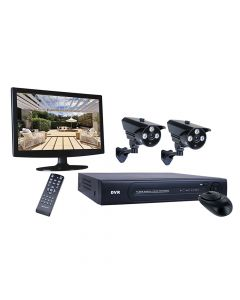 Byron DVR728S 8 Channel HD CCTV System - BYRDVR728S