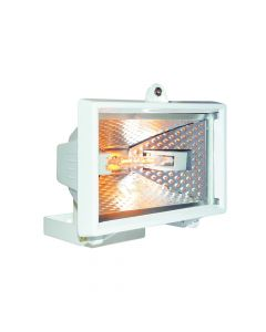 Byron Halogen Floodlight White 400 Watt - BYRHL400W
