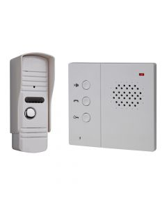 Byron Hands-Free Wired Audio Door Intercom - BYRIB71