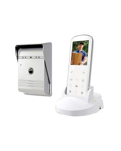 Byron Wireless Walkabout Video Door Intercom - BYRVD36W