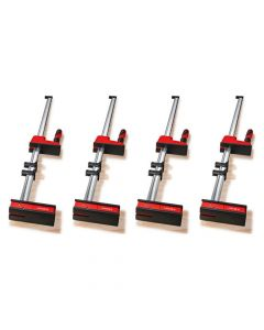 Bessey K Body REVO 2.0 KRE125-2K 1250/95 Quad Pack 4 Clamps