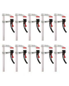 Bessey KliKlamp KLI 160/80 Pack Of 10 Clamps
