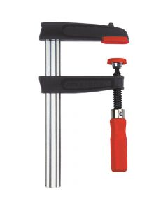 Bessey Malleable cast iron screw clamp TP100S14BE 1000/140