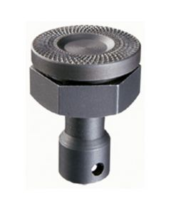 Bessey Pressure plate for high-performance clamps with fluting (SLM / SGM / STBM / STBVC / SGU / STBU / SPZ80K)
