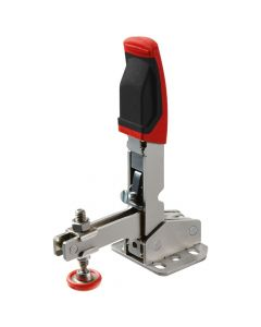 Bessey Vertical toggle clamp with open arm and horizontal base plate STC-VH /20