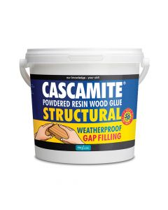 Polyvine Cascamite One Shot Structural Wood Adhesive Tub 1.5kg - CAS15KG