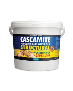 Polyvine Cascamite One Shot Structural Wood Adhesive Tub 3kg - CAS3KG