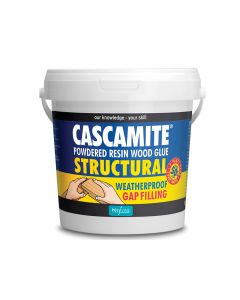 Polyvine Cascamite One Shot Structural Wood Adhesive Tub 500g - CAS500G