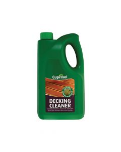 Cuprinol Decking Cleaner 2.5 Litre - CUPDC25L
