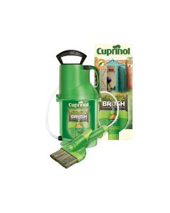 Cuprinol Spray & Brush 2 In 1 Pump Sprayer - CUPMPSB