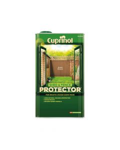 Cuprinol Shed & Fence Protector Acorn Brown 5 Litre - CUPSFAB5L