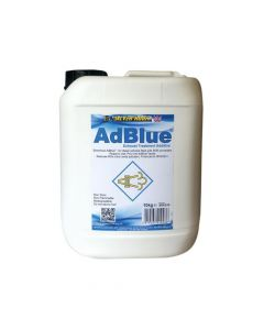 Silverhook AdBlue Diesel Exhaust Treatment Additive 10kg - D/ISGAD10