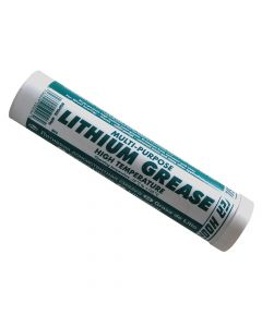Silverhook Lithium EP2 Grease Cartridge 400g - D/ISGPG02