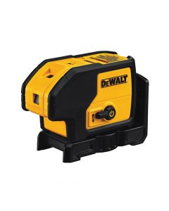 DEWALT Self-Levelling Point 3 Beam Laser - DEW083K
