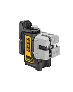 DEWALT 3 Way Self-Levelling Multi Line Laser - DEW089K