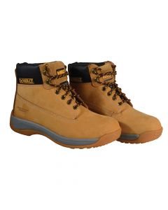 DEWALT Apprentice Hiker Wheat Nubuck Boots UK 10 Euro 44 - DEWAPPRENT10