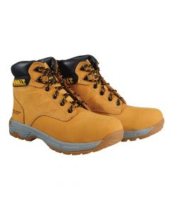 DEWALT SBP Carbon Nubuck Safety Hiker Wheat Boots UK 10 Euro 44 - DEWCARBON10W