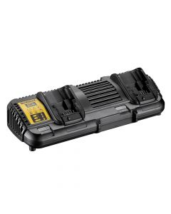 DEWALT FlexVolt XR Dual Port Multi-Voltage Charger 10.8-54V Li-Ion - DEWDCB132