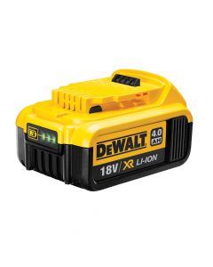 DEWALT XR Slide Battery Pack 18V 4.0Ah Li-Ion - DEWDCB182