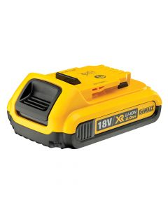 DEWALT XR Slide Battery Pack 18V 2.0Ah Li-Ion - DEWDCB183