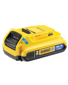 DEWALT Bluetooth XR Slide Li-ion Battery Pack 18V 2.0Ah - DEWDCB183B