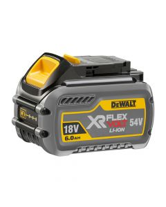 DEWALT FlexVolt XR Slide Battery 18/54V 6.0/2.0Ah Li-ion - DEWDCB546