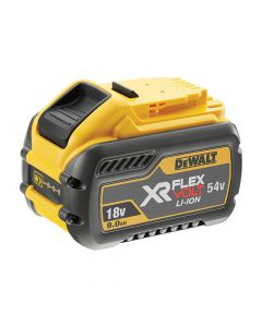 DEWALT FlexVolt XR Slide Battery 18/54V 9.0/3.0Ah Li-ion - DEWDCB547