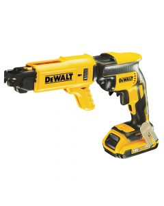 DEWALT Brushless Collated Drywall Screwdriver 18V 2 x 2.0Ah Li-Ion - DEWDCF620D2K
