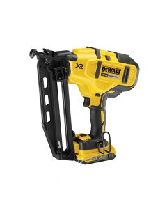DEWALT Cordless XR Brushless Second Fix Nailer 18V 2 x 2.0Ah Li-Ion - DEWDCN660D2