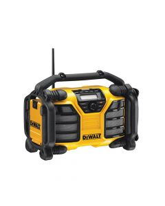 DEWALT XR DAB Radio & Charger 240V & Li-ion Bare Unit - DEWDCR017
