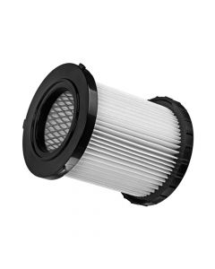 DEWALT Wet Dry Vacuum Replacement Filter For DCV582 (Single) - DEWDCV5801H