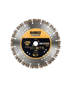 DEWALT Extreme Wet & Dry Use Diamond Blade 230 x 22.23mm - DEWDT40260QZ