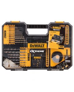 DEWALT Extreme Drill & SDS Set 100 Piece - DEWDT70620T