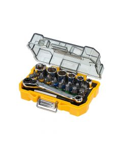 DEWALT Socket & Screwdriving Set 24 Piece - DEWDT71516QZ