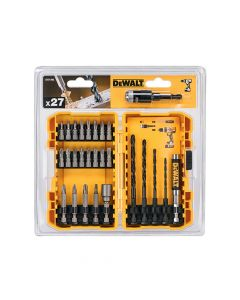 DEWALT Rapid Load Drill Driver Set, 27 Piece - DEWDT71700QZ