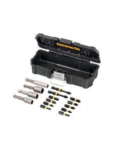 DEWALT Impact Torsion Screwdriving Set 15 Piece - DEWDT7919TQZ