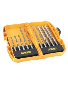 DEWALT XLR SDS Drill Bit Set 10 Piece - DEWDT8977BQZ