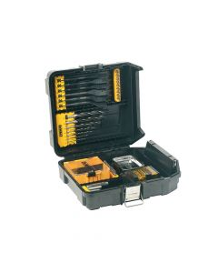 DEWALT Mini MAC Wood Drilling Kit Set 40 Piece - DEWDT9282QZ
