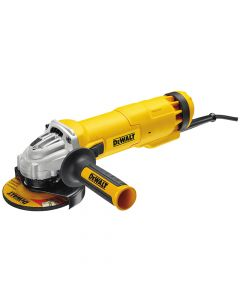 DEWALT Mini Grinder 115mm & Kit Box 1010W 240V - DEWDWE4206K