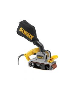 DEWALT Belt Sander 75 x 533mm 1010W 240V - DEWDWP352VS