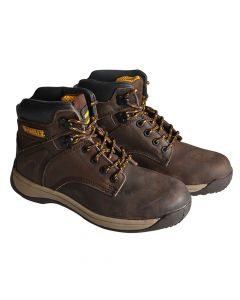DEWALT Extreme 3 Brown Safety Boots UK 11 Euro 46 - DEWEXTBRN11